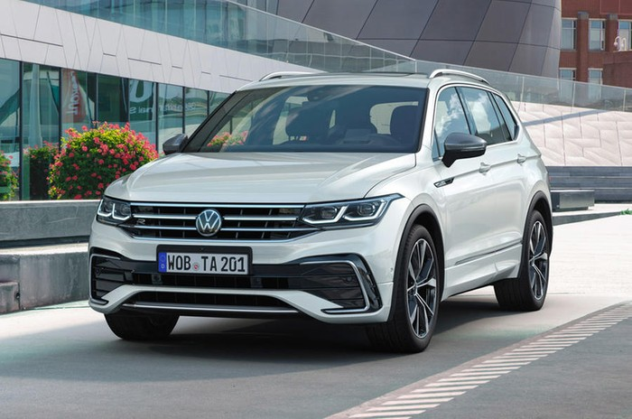 Volkswagen New Tiguan AllSpace