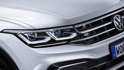 Tampang Baru Volkswagen New Tiguan AllSpace