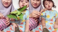 Bocah Ini Hafal Nama-nama Bumbu Dapur, Netizen: Mantu Idaman!
