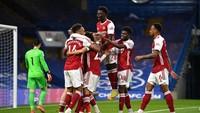 Performa Arsenal Lawan Chelsea Bagus Depan Sampai Belakang