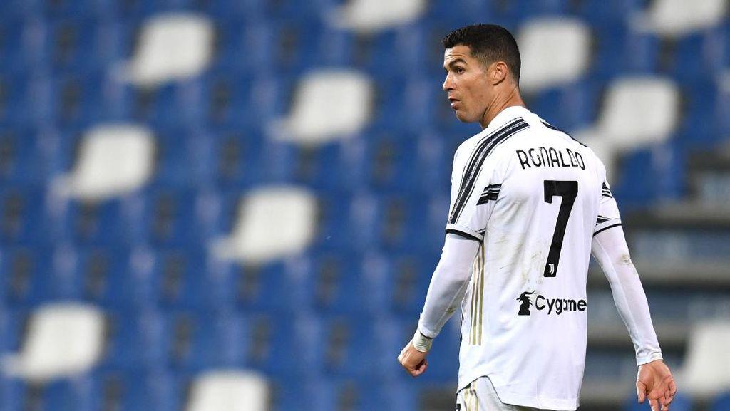 Top! Ronaldo Pemain Pertama dengan 100 Gol di 3 Liga Berbeda