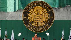 Singgung Islamofobia, Fitrah Teng Pidato di Wisuda Northeastern University