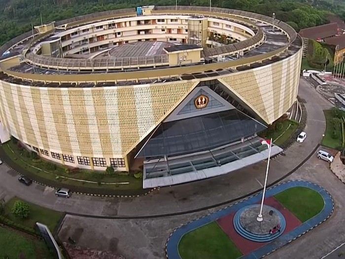 Gedung Rektorat Unpad