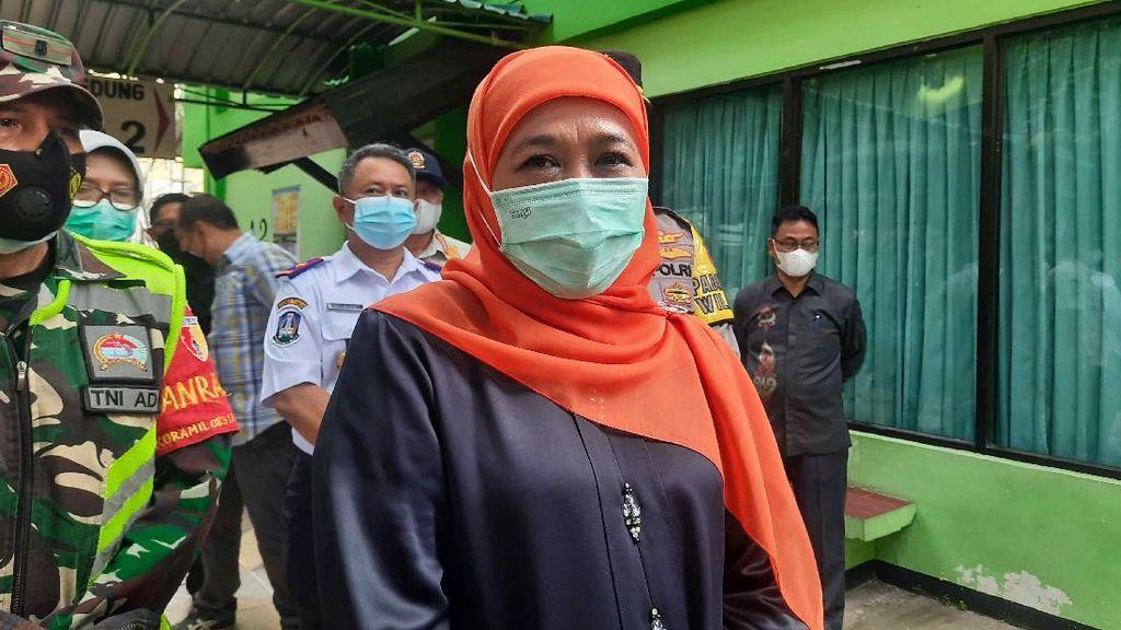 Home Industry Petasan Tewaskan 6 Orang, Khofifah Koordinasi dengan Polda Jatim