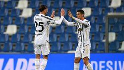 Juventus Raih Kemenangan Penting