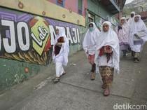 Kala Warga di Nepal Van Java Merayakan Hari Kemenangan