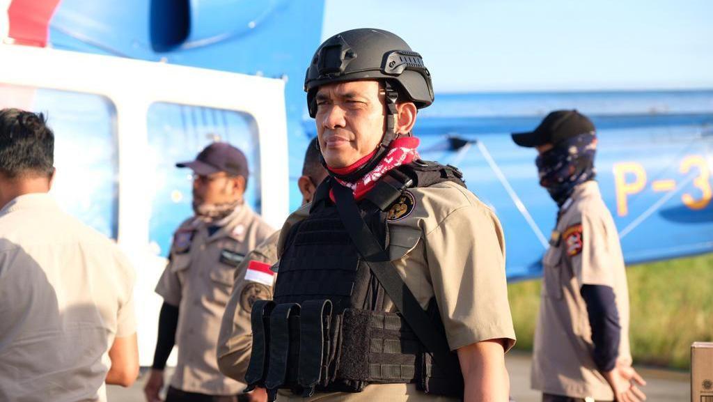 Komandan Teroris KKB Lesmin Waker Tewas Ditembak Aparat di Puncak Papua