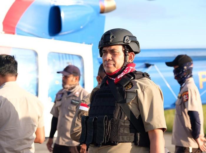 Kasatgas Humas Operasi Nemangkawi, Kombes Iqbal Al Qudussy