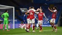 Turun Minum, Chelsea Tertinggal 0-1 dari Arsenal