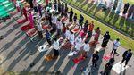Melihat Lagi Pelaksanaan Salat Id di Berbagai Daerah Indonesia