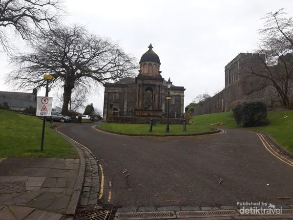 Youth Hostel Stirling dibangun di atas lahan bekas gereja