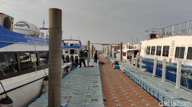 Pelabuhan Kaliadem Muara Angke