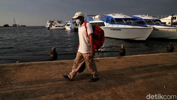 Saat ini traveler yang berkunjung ke Kepulauan Seribu harus membawa surat bebas COVID-19.