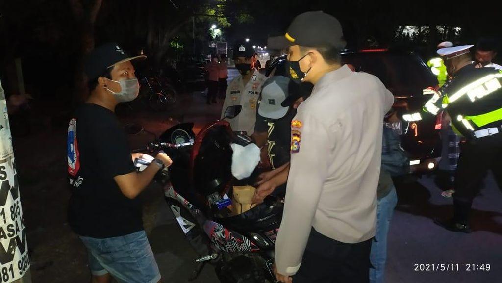 Malam Takbiran di Lombok Tengah Diawasi Personel Gabungan TNI-Polri