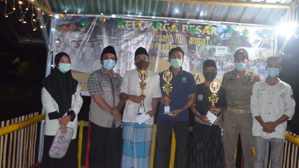 Desa Ranggagata NTB Buat Lomba Panggung Hias Gantikan Takbiran