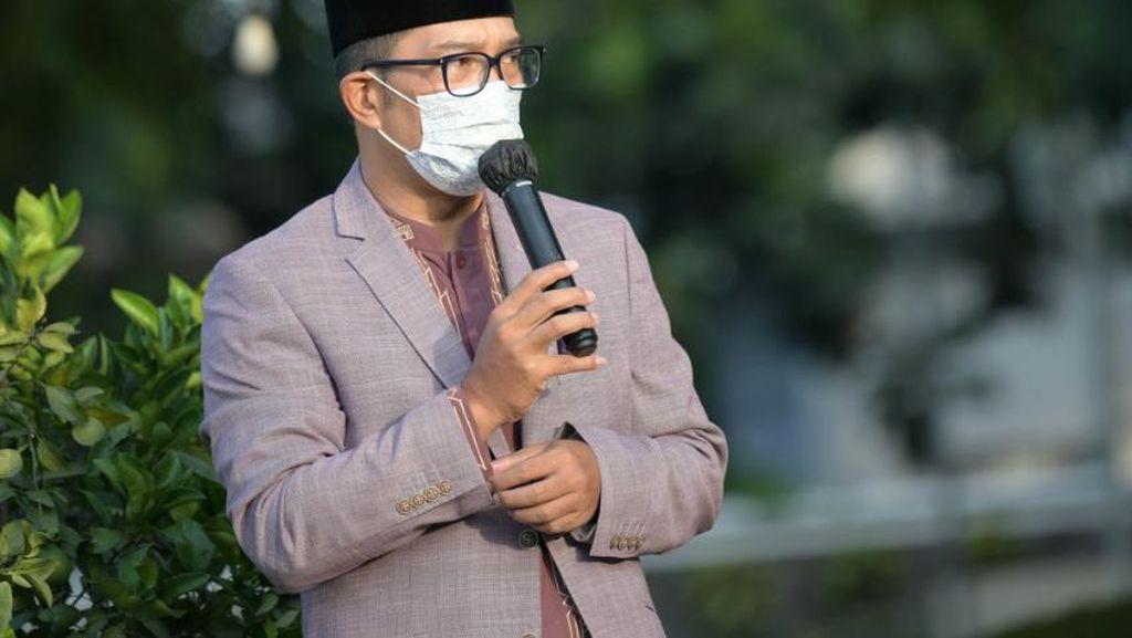 Ridwan Kamil Persilahkan Warga Silaturahmi, Asalkan...