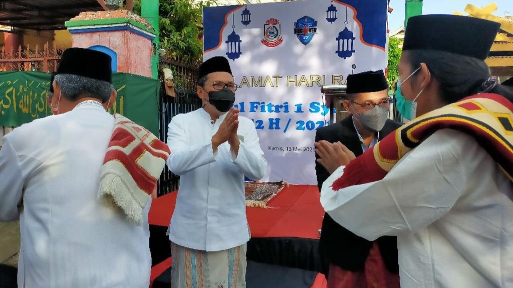 Haru, Walkot Makassar Minta Maaf Larang Warga Mudik