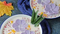 Resep Taro Mango Sago yang Legit Creamy untuk Suguhan Idul Fitri