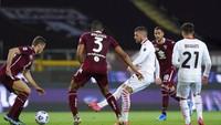 Torino Vs AC Milan: Trigol Ante Rebic Bawa Rossoneri Menang 7-0!
