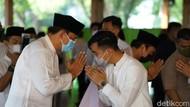 Gibran Lebaran di Rumah Saja, Silaturahmi dengan Jokowi Via Daring