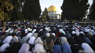 Nelangsa Warga Palestina Berlebaran Saat Israel Terus Beri Serangan