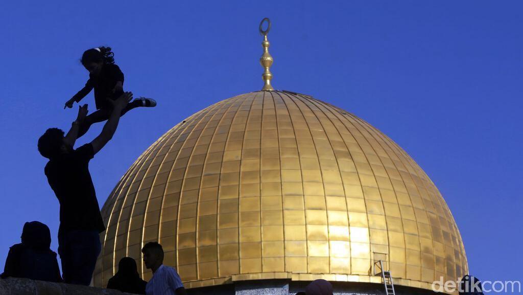 Kecaman di Mana-mana Saat Israel Izinkan Yahudi Berdoa di Al-Aqsa