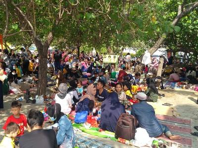 Wisatawan DKI Jakarta Paling Tidak Patuh Prokes Selama Libur Lebaran