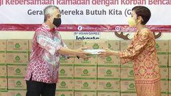 ABC Salurkan 110 Ribu Paket Bantuan ke Korban Bencana Alam di 15 Kota