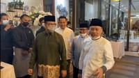 PAN Ungkap Isi Pertemuan Zulkifli Hasan dan Anies Baswedan