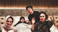 Atta Senang Bukan Main! KD dan Yuni Shara Kunjungi Aurel yang Lagi Sakit