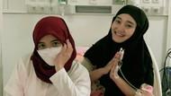 Positif COVID-19, Ini Salam Lebaran Fatin dan Arafah Rianti dari Wisma Atlet