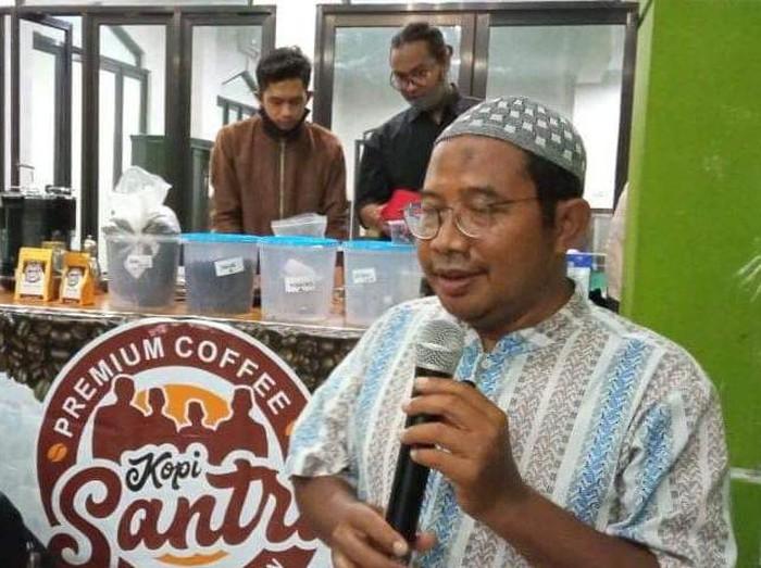 Ustaz Juriono yang wafat saat jadi imam dan khatib yang meninggal saat berkhotbah di Klaten, Kamis (14/5/2021).