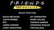Friends: The Reunion Tayang 27 Mei, BTS Jadi Bintang Tamu