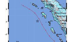 BMKG: Sudah Terjadi 41 Kali Gempa Susulan di Nias Barat Sumut