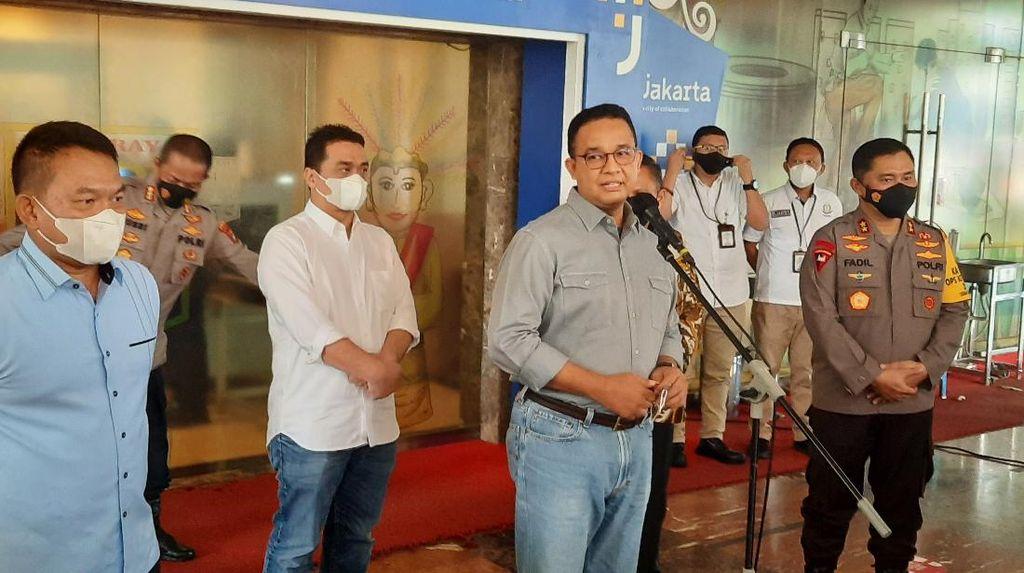 Anies Klaim Okupansi Isolasi di DKI Saat Ini Terendah dalam Setahun