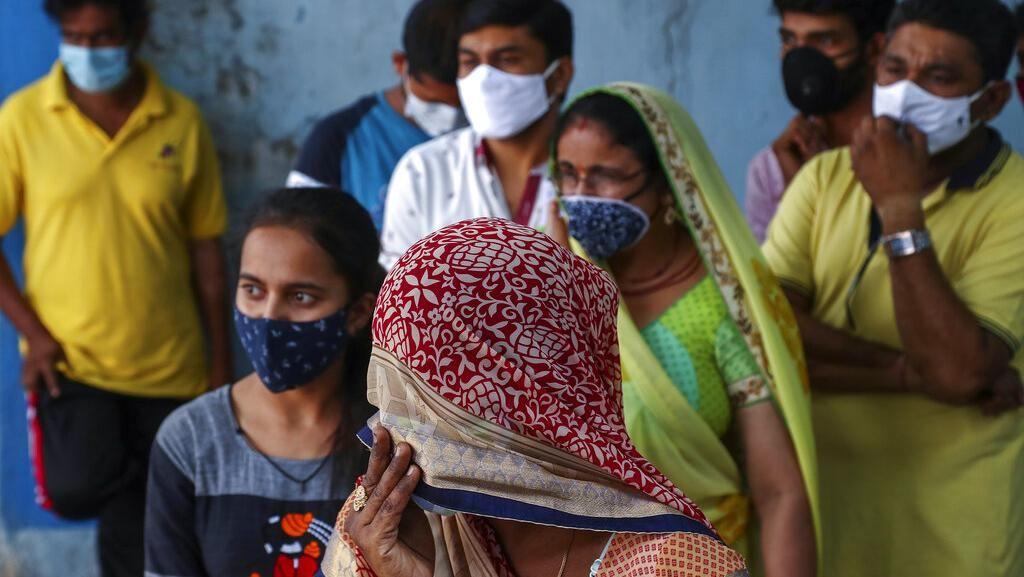 Klaim Kasus COVID-19 Turun, Sejumlah Wilayah di India Longgarkan Lockdown