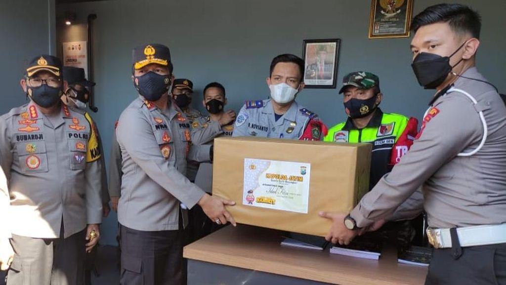 Kapolda Jatim Imbau Tempat Wisata dan Mal di Sidoarjo Patuhi Prokes