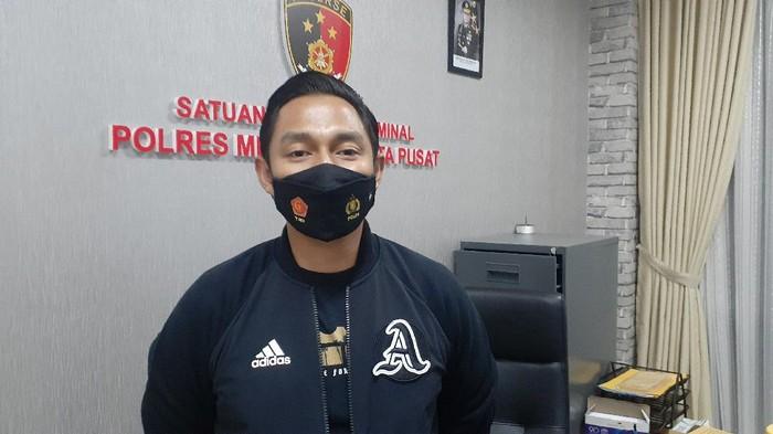Kasat Reskrim Polres Metro Jakarta Pusat, AKBP Teuku Arsya Khadafi