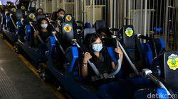 Trans Studio Cibubur Terapkan Prokes, Pengunjung Makin Akrab dengan Tiket Online