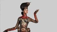 8 Kostum Nasional Unik Miss Universe 2020, dari Indonesia Kostum Komodo
