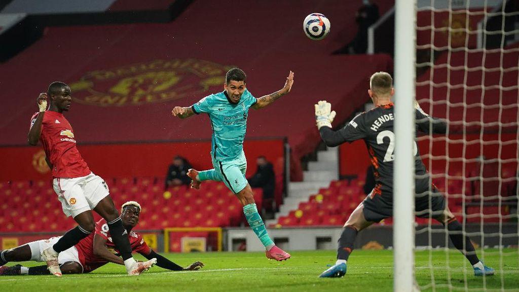 Man United Vs Liverpool: The Reds Pecundangi Setan Merah 4-2