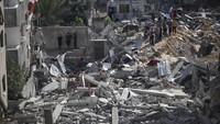 Tragis! 10 Orang Sekeluarga Tewas Akibat Serangan Israel di Gaza