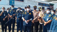 Cek Transportasi Laut, Menhub Tinjau Pelabuhan Kaliadem Muara Angke