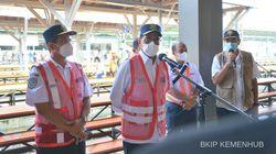 Menhub Semprot PT KCI: Penumpang Berdesakan di Manggarai, tapi Tak Dikontrol