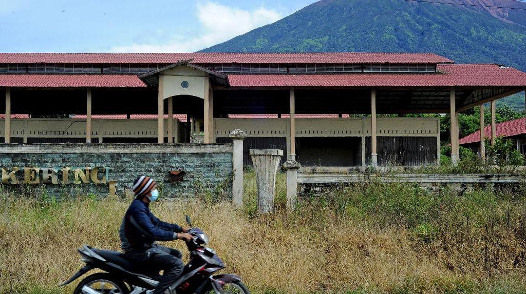 Miris, Terminal Agribisnis Terbesar di Jambi Terbengkalai