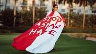 Pesan Perdamaian dari Myanmar dan Singapura di Miss Universe 2020