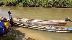 Nekat Hindari Penyekatan, 4 Pemudik di Sumbar Hanyut di Sungai