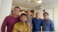 Cerita Saddil Ramdani: Lebaran Pertama di Negeri Orang