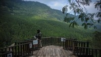 Hore! Wisata di Lembang Bandung Barat Sudah Kembali Dibuka