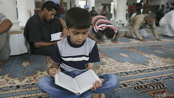 Tengok Lagi Semarak Ramadhan di Jalur Gaza
